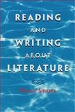 Reading and Writing about Literature, Sipiora, Phillip, 0130279749