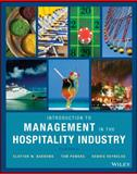 Introduction to Management in the Hospitality Industry, Barrows, Clayton W. and Powers, Tom, 0470399740