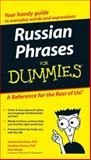 Russian Phrases for Dummies, Andrew Kaufman, 0470149744