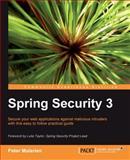 Spring Security 3, Mularien, Peter, 1847199747