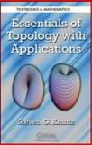 Essentials of Topology with Applications, Krantz, Steven G., 1420089749