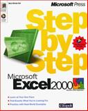 Microsoft Excel 2000 Step by Step, Catapult Inc., 1572319747