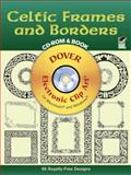 Celtic Frames and Borders, Dover Staff, 0486999742