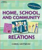 Home, School, and Community Relations, Gestwicki, Carol, 1418029742