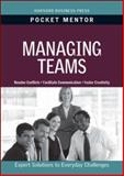 Managing Teams, Harvard Business School Press Staff, 1422129748