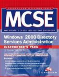 MCSE Windows 2000 Directory Services Administration Instructor's Pack, Cooper, Michael, 0072129743