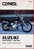 Clymer Suzuki LS650 Savage, 1986-2004, Ed Scott, 0892879742