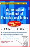Schaum's Easy Outline of Mathematical Handbook of Formulas and Tables 9780071369749