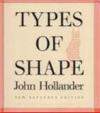 Types of Shape, Hollander, John, 0300049749