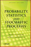 Probability, Statistics, and Stochastic Processes 2nd Edition