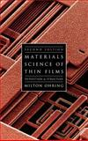 Materials Science of Thin Films, Ohring, Milton, 0125249756