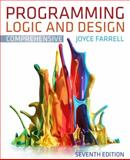 Programming Logic and Design, Comprehensive, Farrell, Joyce, 1111969752