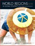 World Regions in Global Context : Peoples, Places, and Environments, Marston, Sallie A. and Knox, Paul L., 0131449753