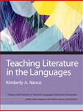 Teaching Literature in the Languages, Nance, Kimberly and Liskin-Gasparro, Judith E., 0131999753
