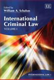International Criminal Law, William A. Schabas, 1848449755