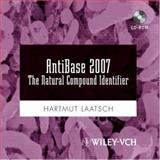 AntiBase 2007 : The Natural Product Identifier, Laatsch, Hartmut, 3527319751