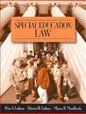 Special Education Law, Latham, Peter S. and Latham, Patricia H., 0205479758