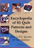 Encyclopedia of 63 Quilt Patterns and Designs, FC and A Publishing Staff, 0915099756