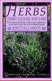 Herbs, Rosetta E. Clarkson, 0020309759