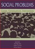 Social Problems : Causes, Consequences, Interventions, Levin, Jack and Mac Innis, Kim, 0195329759