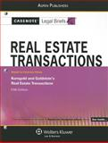 Real Estate Transactions : Korngold and Goldstein, Casenotes Publishing Co., Inc. Staff, 0735589755