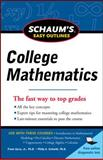 Schaum's Easy Outline of College Mathematics, Revised Edition, Schmidt, Philip and Ayres, Frank, 0071779760