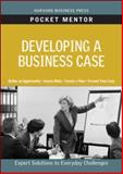 Developing a Business Case, Harvard Business School Press Staff, 1422129764
