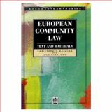 European Community Law 9780582089761