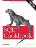 SQL Cookbook, Molinaro, Anthony, 0596009763