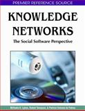 Knowledge Networks : The Social Software Perspective, , 1599049767