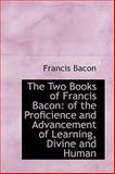 The Two Books of Francis Bacon, Francis Bacon, 1103789767