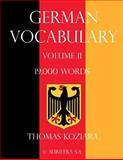 German Vocabulary, Thomas Koziara, 1499729766