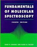 Fundamentals of Molecular Spectroscopy 9780077079765