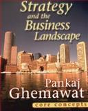 Strategy and the Business Landscape 9780130289766