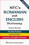 NTC's Romanian and English Dictionary, Bantas, Andrea, 0844249769