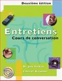 Entretiens : Cours de Conversation, Krueger, Cheryl and Siskin, H. Jay, 0030289769