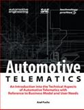 Automotive Telematics, Axel Fuchs, 0768009766
