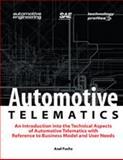 Automotive Telematics, Axel Fuchs, 0768009766