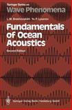 Fundamentals of Ocean Acoustics, Brekhovskikh, L. M., 3540529764