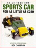 Build Your Own Sports Car for As Little As L250, Champion, Ron, 0854299769