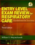 Entry Level Exam Review for Respiratory Care, Wojciechowski, William, 141804976X