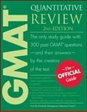 The Official Guide for GMAT Quantitative Review, Graduate Management Admission Council (GMAC), 0470449764