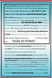 Mark My Words, Pelle Payton, 1479739766