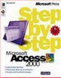 Microsoft Access 2000 Step by Step, Catapult, Inc. Staff, 1572319763