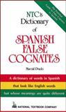 NTC's Dictionary of Spanish False Cognates, Prado, Marcial, 0844279773