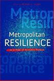Metropolitan Resilience in a Time of Economic Turmoil, , 0252079779