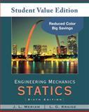 Engineering Mechanics : Statics, Meriam, J. L. and Kraige, L. G., 047049977X