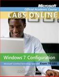 Windows 7 Configuring Virtual Lab (70-680), MOAC, 0470879777
