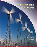 Applied Calculus, Stewart, James and Rockett, Andrew M., 0547169779