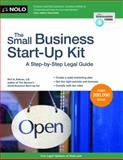 The Small Business Start-Up Kit, J.D., Peri Pakroo, 1413319777